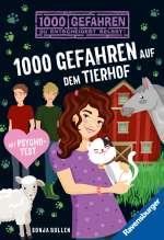 1000 Gefahren auf dem Tierhof Cover