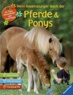 Mein Ravensburger Buch der Pferde und Ponys / Cover