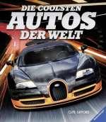 Die coolsten Autos der Welt / Cover