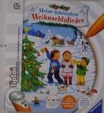 tiptoi Meine schönsten Weihnachtslieder Cover