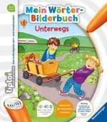 Mein Wörter-Bilderbuch Unterwegs Cover