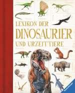 Lexikon der Dinosaurier und Urzeittiere Cover