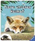 Tiere unserer Heimat Cover