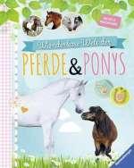 Wunderbare Welt der Pferde & Ponys Cover