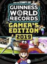 Guinness World Records - Gamer's Edition 2019 Cover