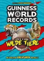 Guinness World Records - wilde Tiere Cover