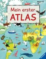 Mein erster Atlas Cover