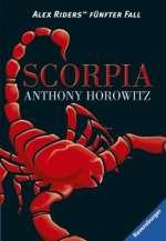 Scorpia Cover