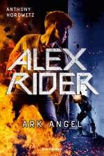 Alex Rider - Ark angel Cover