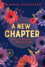A new chapter - my London bookshop Cover