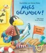 Geschichten vom kleinen Raben: Alles gefunden! Cover