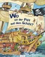 Wo ist der Piff auf dem Schiff? Cover