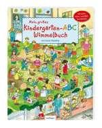 Mein grosses Kindergarten-ABC-Wimmelbuch Cover