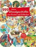 999 kleine Wimmelgeschichten zum Suchen und Entdecken Cover
