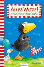 Alles Witze! mit dem kleinen Raben Socke Cover