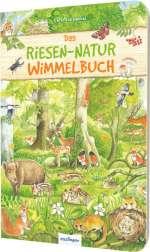 Das Riesen-Natur-Wimmelbuch Cover