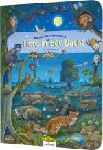 Mein erstes Wimmelbuch - Tiere in der Nacht Cover
