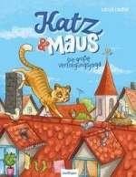 Katz & Maus - die große Verfolgungsjagd Cover