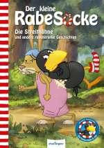 Die Streithähne und andere rabenstarke Geschichten Cover