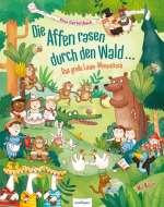 Die Affen rasen durch den Wald ... Cover