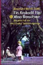 Ein Krokodil für Mma Ramotswe 1 Cover