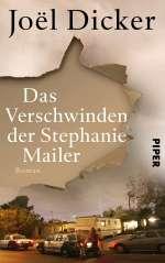Das Verschwinden der Stephanie Mailer Cover