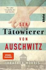 Der Tätowierer von Auschwitz Cover