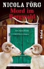 Mord im Bergwald Cover
