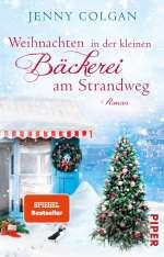 Weihnachten in der kleinen Bäckerei am Strandweg Cover
