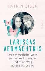 Larissas Vermächtnis Cover