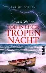 Lava und Wellen: Tod in einer Tropennacht Cover