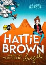 Hattie Brown und das verlorene Siegel (2) Cover