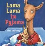 Lama Lama im Pyjama Cover