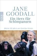 Ein Herz für Schimpansen Cover