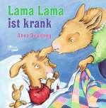 Lama Lama ist krank Cover