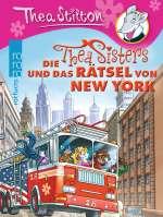 und das Rätsel von New York Cover