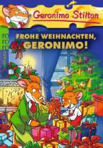 Frohe Weihnachten, Geronimo! Cover