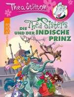 Die Thea Sisters und der indische Prinz Cover