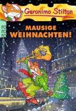 Mausige Weihnachten! Cover