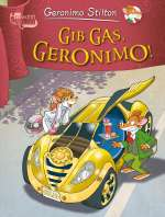 Gib Gas, Geronimo! Cover