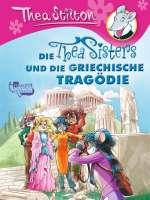 Die Thea Sisters und die griechische Tragödie Cover