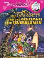 Die Thea Sisters und das Geheimnis der Feuerblumen Cover
