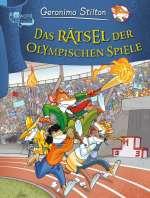 Das Rätsel der olympischen Spiele! Cover