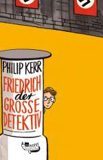 Friedrich der Grosse Detektiv Cover