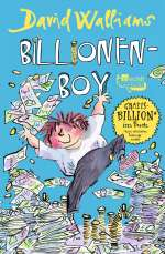Billionen-Boy Cover