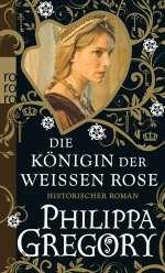 Die Königin der weissen Rose Cover