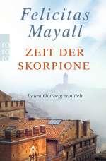 Zeit der Skorpione  (TB) Cover