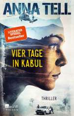 Vier Tage in Kabul Cover