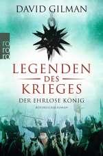 Legenden des Krieges - Der ehrlose König Cover