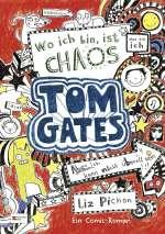 Wo ich bin, ist Chaos (Bd.1) Cover